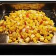 Päronglacerade gulbetor med morötter och timjan