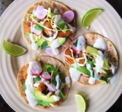Räk-tacos