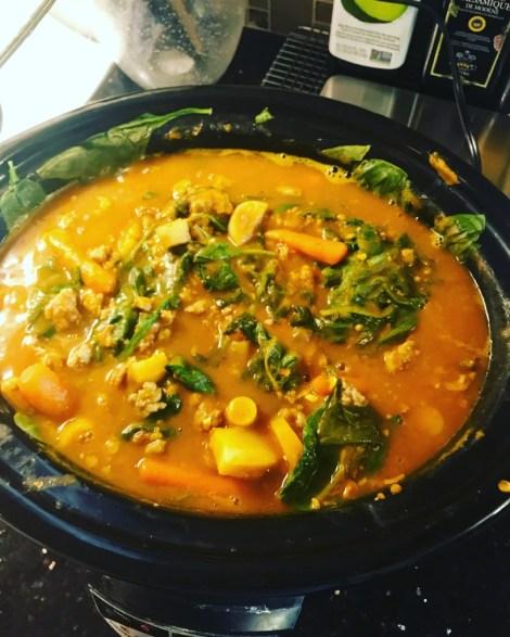 Pumkin chili