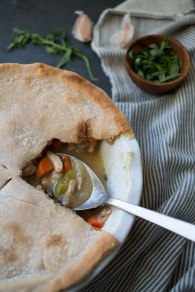 "Dragon ""pot pie"""