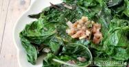Stekta gröna grönsaker